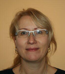 Bc. Vanda Kazbundová