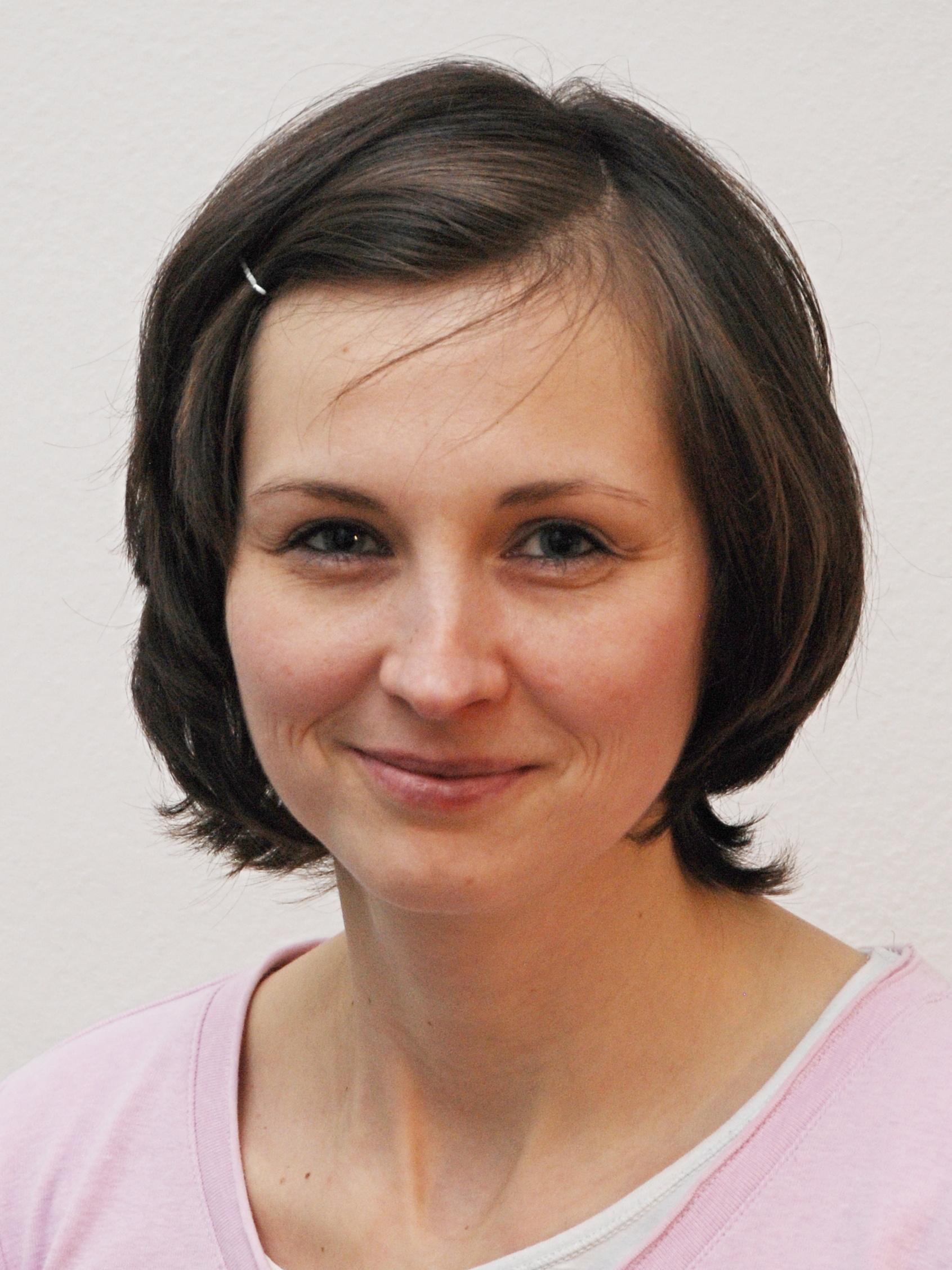 Lucie Hudáková, DiS.