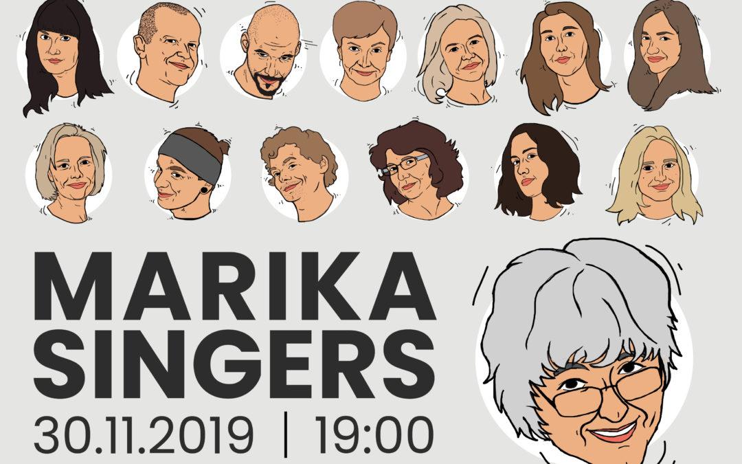 Koncert Marika Singers