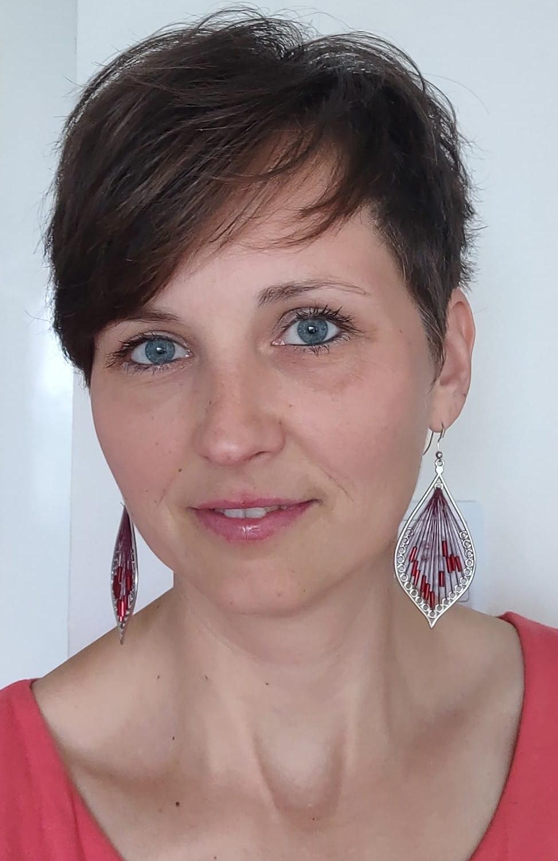 Lucie Hudáková, DiS